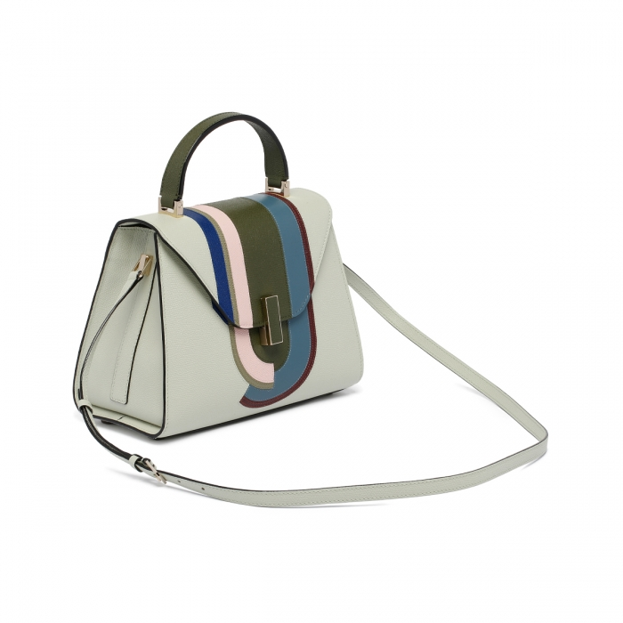VALEXTRA Iside Marvles Bow Bag WBES0056350IOC99 3