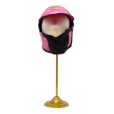 Pink and Black AW84 Cap