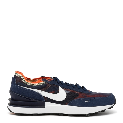 Waffle One Navy Sneakers