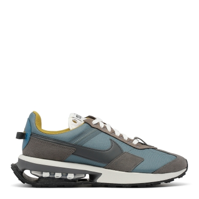 Gray Air Max Pre-day Sneakers