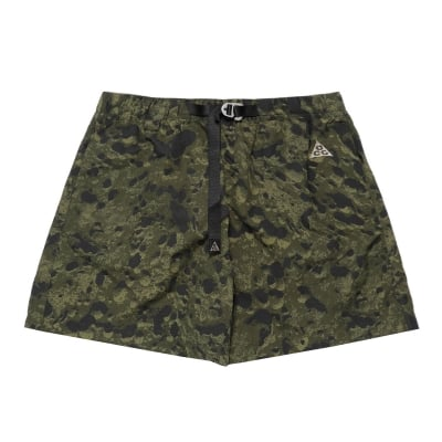 All-Over Print Trail Shorts
