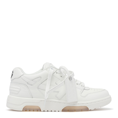 White Out of Office Sneakers
