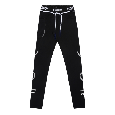 Active Leggings With Logo