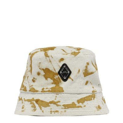Painted Canvas Bucket Hat
