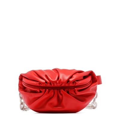 Red The Mini Pouch