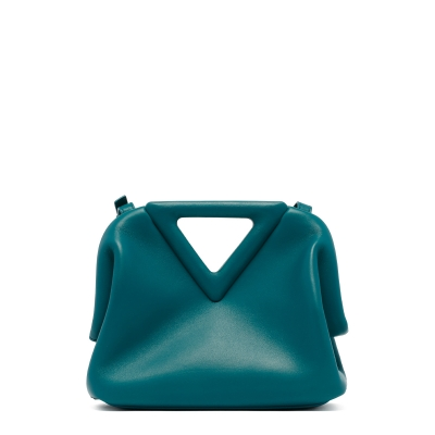 Turquoise Point Bag