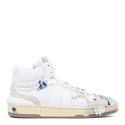 Clay High-Top Sneakers