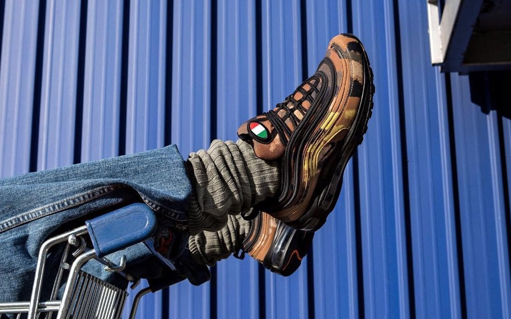 NIKE AIR MAX 97 'COUNTRY CAMO' - THE ITALY VERSION - Antonia