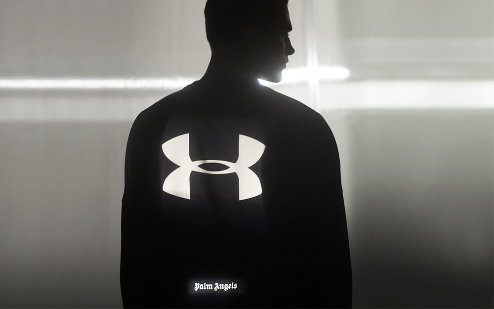 PALM ANGELS & UNDER ARMOUR RECOVERY CAPSULE
