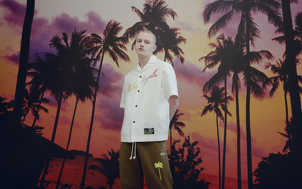 A DIFFERENT NARRATIVE: PALM ANGELS SS 2021